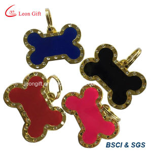 Factory Direct Custom Made Crystal Key/Pet Tag pictures & photos