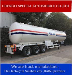 56000liters 3BPW Axles Semi Trailer LPG Tanker pictures & photos