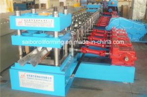 Guard Rail Roll Forming Machine by Gear Box pictures & photos
