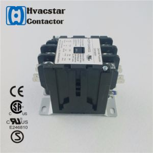 UL CSA Definite Purpose 3 Pole Contactor Dp Contactor pictures & photos