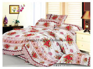 100%Polyester Fabric of The New Bedding Set pictures & photos