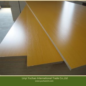 18mm Melamine Laminated MDF with Different Colores for Furniture pictures & photos