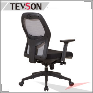 Popular MID Back Ergonomic Mesh Office Chair pictures & photos