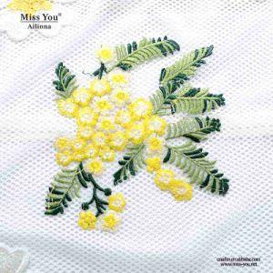 Miss You Ailinna 305178 Ladies White Elegant Mesh Dress pictures & photos