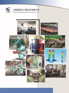 Cooling Bed Run-in Trough of Rolling Mill pictures & photos
