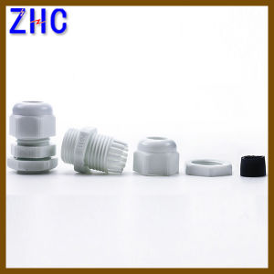 Factory Price Pg Series Explosion Proof IP68 Nylon Plastic Cable Gland pictures & photos