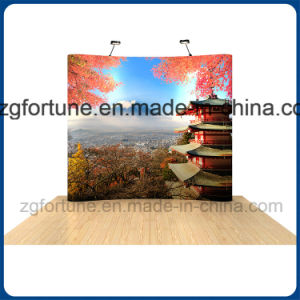 Promotion Spring Pop up Stands for Display Magnetic Cardboard Fabric pictures & photos