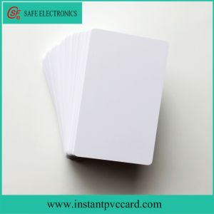 Standard Credit Card Size Instant ID PVC Card pictures & photos