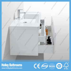 Top Grade Bathroom Furniture with Touch Switch LED and Horse Metal Drawer (BF323D) pictures & photos
