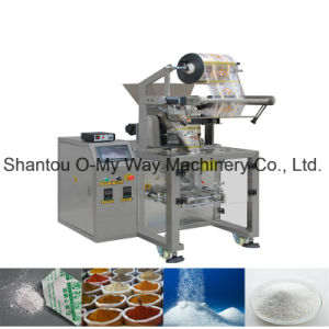 3 Side Sealed Thick Powder Packing Machine pictures & photos