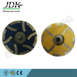 "4"" 6 Segment Resin Cup Wheel pictures & photos"