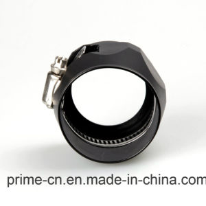 Alloy/Aluminum Fuel Hose Finisher Nipple Clamp Hex Finishers pictures & photos