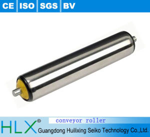Flexible Gravity Conveyor Roller in Hlx pictures & photos