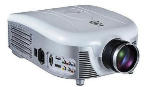 Yi-807 WVGA Multifunction Projector with 720p Support 3D USB HDMI pictures & photos