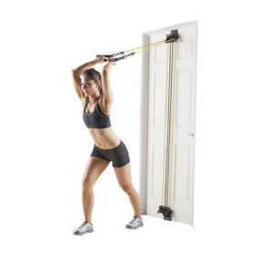 Multi-Function Indoor Fitness Equipment Resistance Band Home Gym pictures & photos