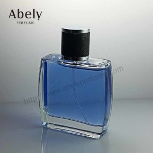 Wholesale Empty 100ml Crystal Glass Perfume Bottle for Male pictures & photos