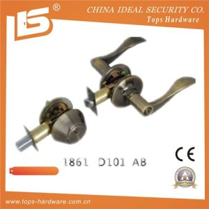 Door Tubular Door Cylindrical Lockset 1861 D101 Ab pictures & photos