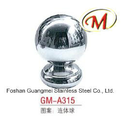 Square Ball Seat Stainless Steel Ball pictures & photos