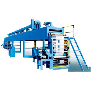 Non Woven Automatic Gravure Printing Coating Machine pictures & photos