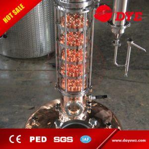 Made in China 200L 500L 1000L 1500L Red Copper Alcohol Vodka Pot Still Distiller pictures & photos