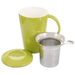 Double Mesh Stainless Steel Floating Tea Infuser pictures & photos