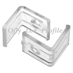 18.1*18.1 Corner Aluminium Profile for Strip LED 10-12mm Width pictures & photos