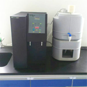 Molecular 10L/H Lab Water System Tap Water Purification to Ultra Pure Water Machine Feed for HPLC Instruments pictures & photos