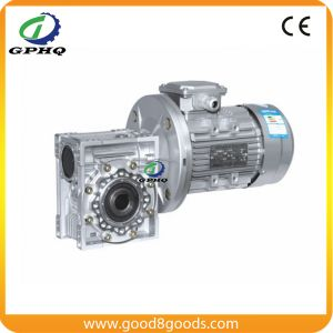 Hollow Shaft Solid Shaft Helical Worm Gear Motor pictures & photos