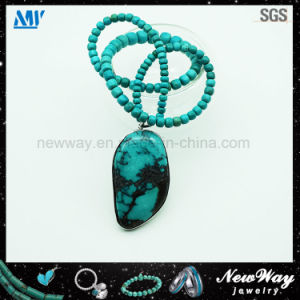 Classical Fashion Natural Turquoise Pendants pictures & photos