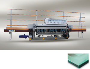 9 Motors Glass Beveling Machine (PLC) pictures & photos