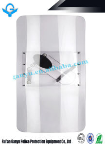 Plastic Police Shield for Police for Wholesales pictures & photos