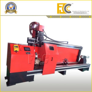 MIG or TIG Welding Machine for Oil Cylinder Flange pictures & photos