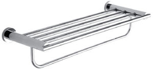 Stainless Steel Wall Mounted Bathroom Accessories Towel Rail pictures & photos