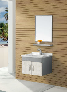 Hot Sales Staniless Steel Bathroom Vanity (T-9443) pictures & photos