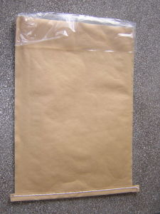 Cusomized Sewn Bottom Kraft Paper Bag pictures & photos