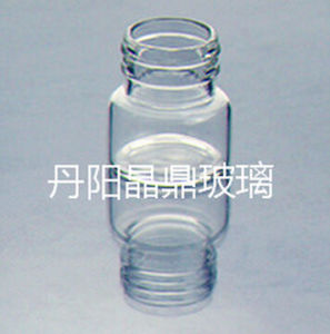 Supply Series of High Quality Screwed Clear Tubular Glass Vial with Resisdent Cap pictures & photos