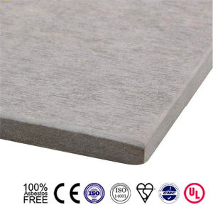 Fibre Cement Ceiling Board Price Cellulos Fibre Wall Board pictures & photos