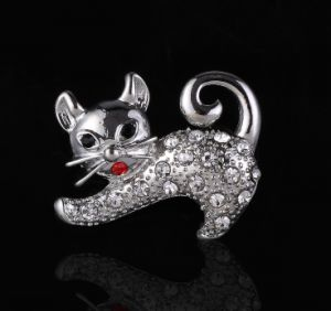 Cute Kitty Lovely Brooch Fashion Jewelry Best Gift Seller pictures & photos