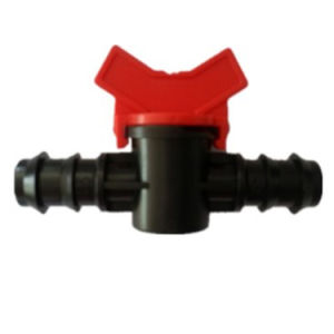 PE Irrigation Socket Valve for Greenhouse, Landscape, Crops pictures & photos