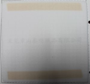 "White Color 54""*350g/Y High Imitation Japan Ok Fabric pictures & photos"