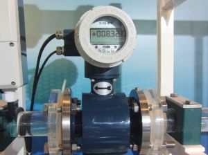 Industrial Process Control and Instrumentation Electromagnetic Flowmeter pictures & photos