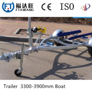Powder Coating Hand Winch Kayat Trailer Speed Boat Trailer pictures & photos