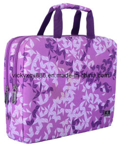 Ladies Portable Computer Notebook Laptop Bag Holder Handbag (CY1847) pictures & photos