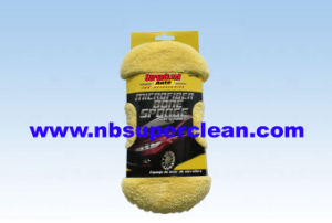Microfiber Automobile Cleaning Pad (CN1555-1) pictures & photos