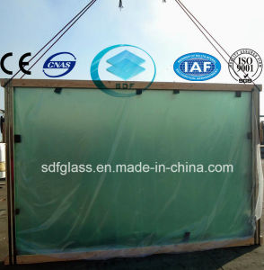 Construction Float Glass with Ce, ISO (2-19mm)
