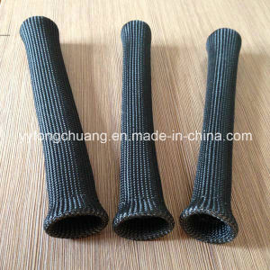 """8"""" Length Black Spark Plug Wire Insulator Boot Heat Shield pictures & photos"""