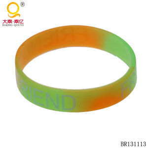 Simple Design Wristband Friend Bracelets pictures & photos