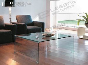 Square Hot-Bending Coffee Table - Can Be Tempered -CB124 pictures & photos