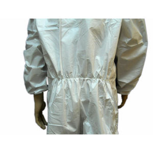 50g SMS Coverall Disposable Protective Clothing with Ce pictures & photos