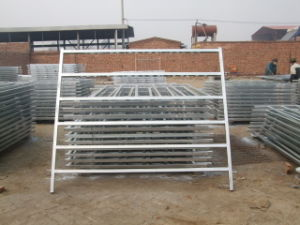 Hot-DIP Galvanized Steel Cattle Panel Xiangming Anping pictures & photos